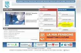 Sospensione temporanea dei servizi online del sito inps for Inps servizi per aziende e consulenti