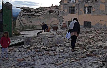 Interventi urgenti in favore delle popolazioni colpite dagli eventi sismici