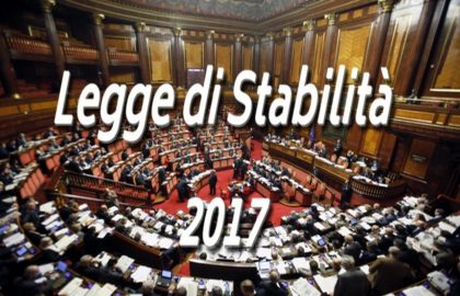 La Fondazione Studi dei Consulenti del Lavoro analizza la Legge di Stabilità 2017