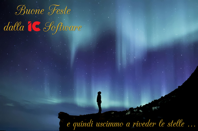 🎅🎄 Auguri di Buone Feste dalla IC SOFTWARE 🎄🎅
